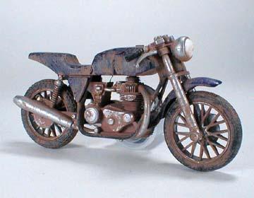 動かないバイクを処分したい